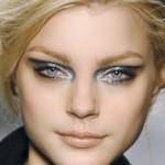 Makijaż dla szarych oczu